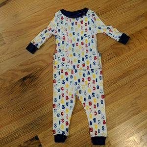 Other - ABC 123 Pajamas